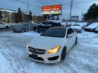Used 2016 Mercedes-Benz CLA-Class CLA 250 for sale in Toronto, ON