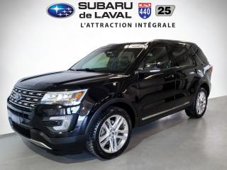 Used 2016 Ford Explorer Xlt Limited Awd *Cuir,Toit,Nav* for sale in Laval, QC