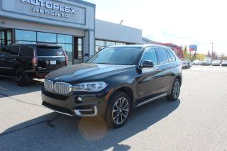 Used 2018 BMW X5 xDrive35i for sale in Calgary, AB