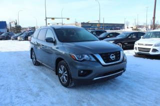 Used 2018 Nissan Pathfinder SV Tech for sale in Calgary, AB