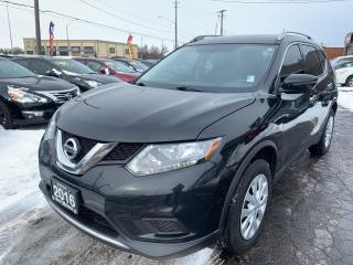 Used 2016 Nissan Rogue S-AWD for sale in Hamilton, ON