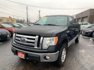 Used 2010 Ford F-150 XLT 4X4 for sale in Hamilton, ON