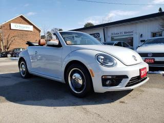 Used 2017 Volkswagen Beetle 1.8T CLASSIC EDITION for sale in Waterdown, ON