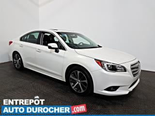 Used 2017 Subaru Legacy 2.5i Limited AWD NAVIGATION - Toit Ouvrant - A/C for sale in Laval, QC