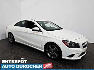 Used 2016 Mercedes-Benz CLA-Class CLA 250 AWD NAVIGATION - A/C - Sièges Chauffants for sale in Laval, QC