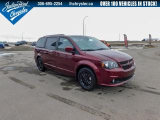 New 2020 Dodge Grand Caravan GT | Leather | DVD | Nav | Bluetooth for sale in Indian Head, SK