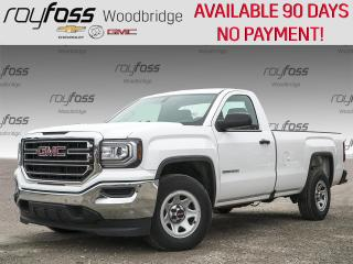 Used 2018 GMC Sierra 1500 5.3 POWER SEAT, BACKUP CAM, CHROME BUMPER for sale in Woodbridge, ON
