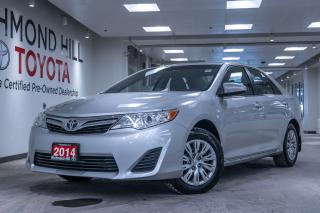 Used 2014 Toyota Camry 4dr Sdn I4 Auto LE for sale in Richmond Hill, ON