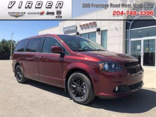 New 2020 Dodge Grand Caravan GT for sale in Virden, MB
