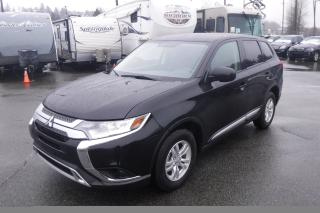Used 2019 Mitsubishi Outlander ES AWC for sale in Burnaby, BC