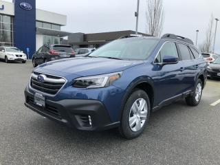 New 2020 Subaru Outback Convenience for sale in Port Coquitlam, BC