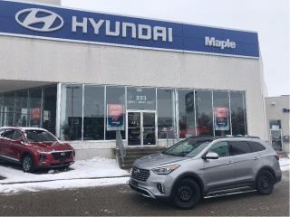 Used 2017 Hyundai Santa Fe XL for sale in Maple, ON