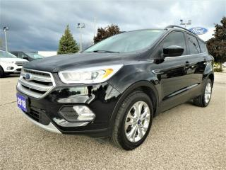 Used 2018 Ford Escape SEL | Panoramic Roof | Navigation | Heated Seats for sale in Essex, ON