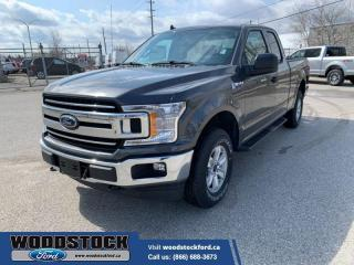 New 2020 Ford F-150 XLT  300A, SUPERCAB, 2.7L, TOW PACKAGE for sale in Woodstock, ON