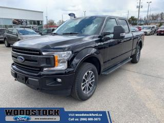 New 2020 Ford F-150 XLT  302A, CREW, NAVIGATION FX4 for sale in Woodstock, ON