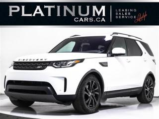 Used 2019 Land Rover Discovery SUPERCHARGED, 7 PASSENGER, NAV, PANO, CAM for sale in Toronto, ON