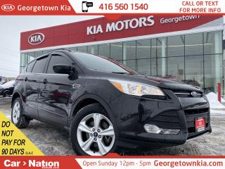 Used 2015 Ford Escape SE | NAVI | BU CAM | HTD SEATS | BLU TOOTH | FOGS for sale in Georgetown, ON