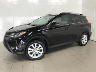 Used 2015 Toyota RAV4 Limited, Traction Intégrale, A/C, CAM for sale in Montréal, QC