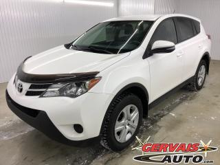 Used 2014 Toyota RAV4 Le Awd A/c for sale in Trois-Rivières, QC