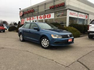 Used 2017 Volkswagen Jetta S for sale in Port Dover, ON