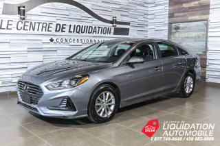 Used 2018 Hyundai Sonata GL for sale in Laval, QC