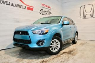 Used 2013 Mitsubishi RVR SE AWD for sale in Blainville, QC