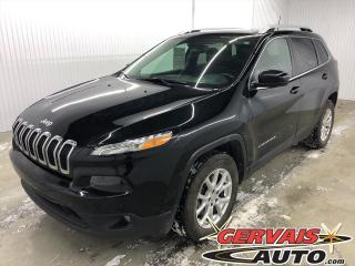 Used 2017 Jeep Cherokee North V6 4x4 MAGS CAMÉRA SIÈGES CHAUFFANTS BLUETOOTH for sale in Shawinigan, QC