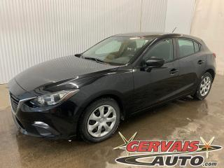 Used 2016 Mazda MAZDA3 GX Sport A/C Caméra de recul Bluetooth *Transmission Automatique* for sale in Shawinigan, QC