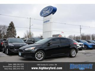 Used 2016 Ford Focus SE for sale in London, ON