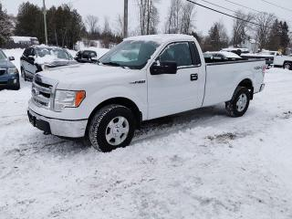 Used 2014 Ford F-150 XL for sale in Madoc, ON
