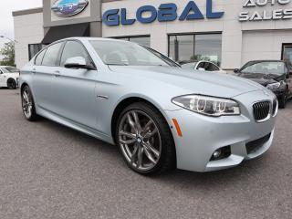 Used 2016 BMW 535xi M-SPORT PKG. for sale in Ottawa, ON