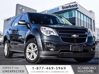 Used 2012 Chevrolet Equinox WINTER TIRE|BLUETOOTH|LS|NO ACCIDENT for sale in Scarborough, ON