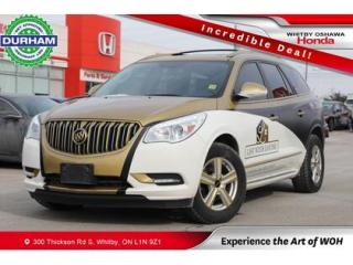 Used 2015 Buick Enclave FWD 4dr Leather for sale in Whitby, ON