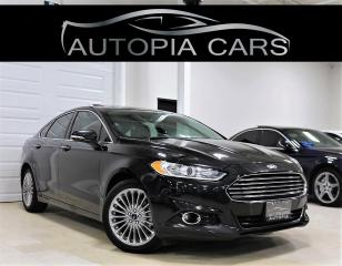 Used 2014 Ford Fusion 4dr Sdn Titanium AWD for sale in North York, ON
