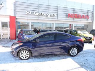 Used 2013 Hyundai Elantra Berline 4 portes, boîte auto GL *Disp. l for sale in St-Georges, QC