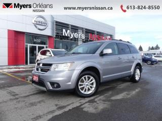 Used 2015 Dodge Journey SXT  - $100 B/W for sale in Orleans, ON