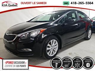 Used 2016 Hyundai Elantra LX+* A/C* CECI EST UN KIA FORTE* for sale in Québec, QC