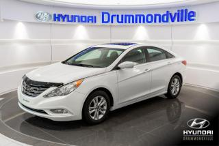 Used 2011 Hyundai Sonata GLS + GARANTIE + TOIT + MAGS + WOW !! for sale in Drummondville, QC