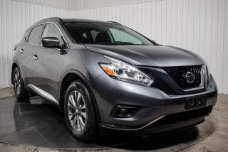 Used 2016 Nissan Murano SV AWD TOIT PANO NAV MAGS for sale in St-Hubert, QC