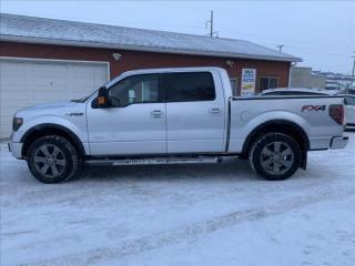 Used 2014 Ford F-150 FX4 SuperCrew 5.5-ft. Bed 4WD for sale in Saskatoon, SK