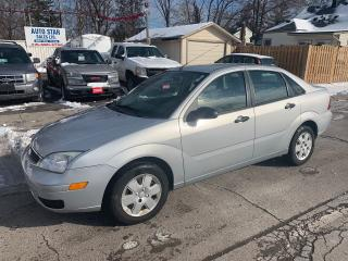 Used 2006 Ford Focus SE for sale in Hamilton, ON