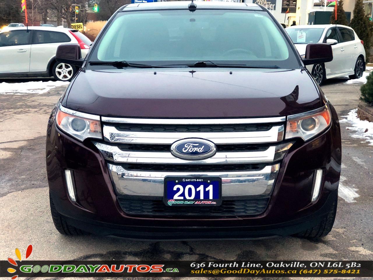 2011 Ford Edge