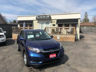 Used 2016 Honda HR-V LX for sale in Sutton, ON