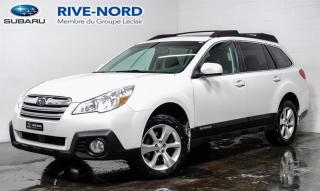 Used 2013 Subaru Outback 3.6R LIMITED. NAV+TOIT.OUVRANT+CAM.RECUL+MAGS for sale in Boisbriand, QC
