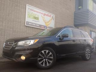 Used 2017 Subaru Outback 3.6r limited*gps*cuir*toit*camera for sale in Richelieu, QC