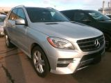 Photo of Silver 2014 Mercedes-Benz M-Class