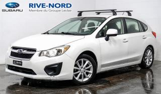 Used 2013 Subaru Impreza TOURING.- SIÈGES.CHAUFFANTS+MAGS+CD+BLUETOOTH for sale in Boisbriand, QC