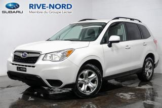 Used 2014 Subaru Forester AWD - SIÈGES.CHAUFFANTS+GROUPE.ÉLECTRIQUE+CD for sale in Boisbriand, QC