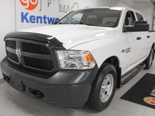 Used 2015 RAM 1500 ST 5.7L HEMI 4x4 with trailer pkg for sale in Edmonton, AB