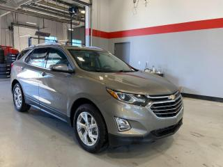 Used 2018 Chevrolet Equinox Premier for sale in Red Deer, AB